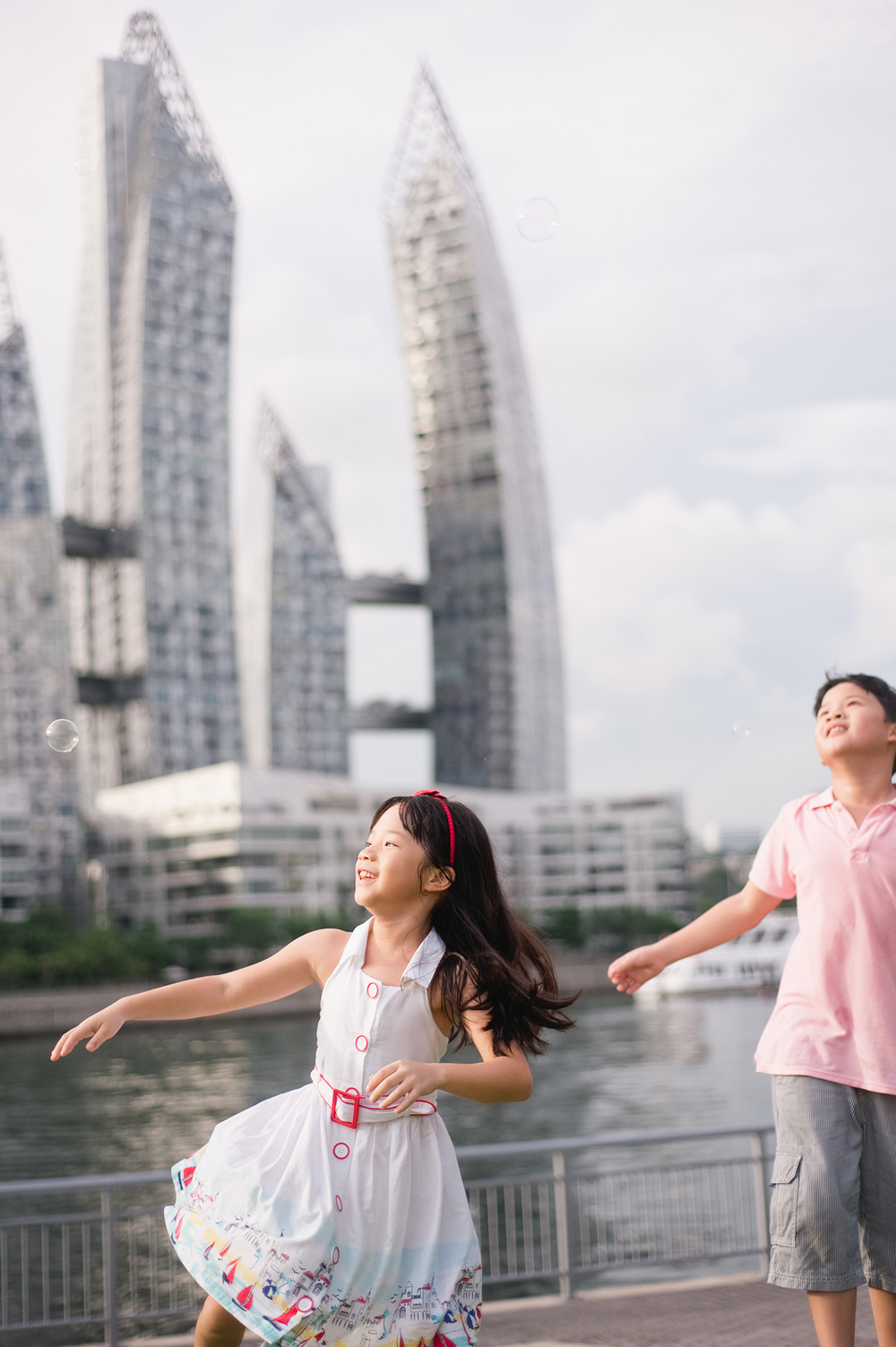 Flytographer Vacation Photographer in Singapore - KC
