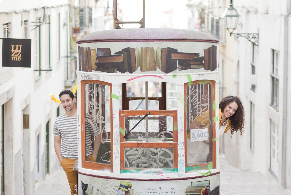 Flytographer Vacation Photographer in Lisbon - Meet Ana Lucia