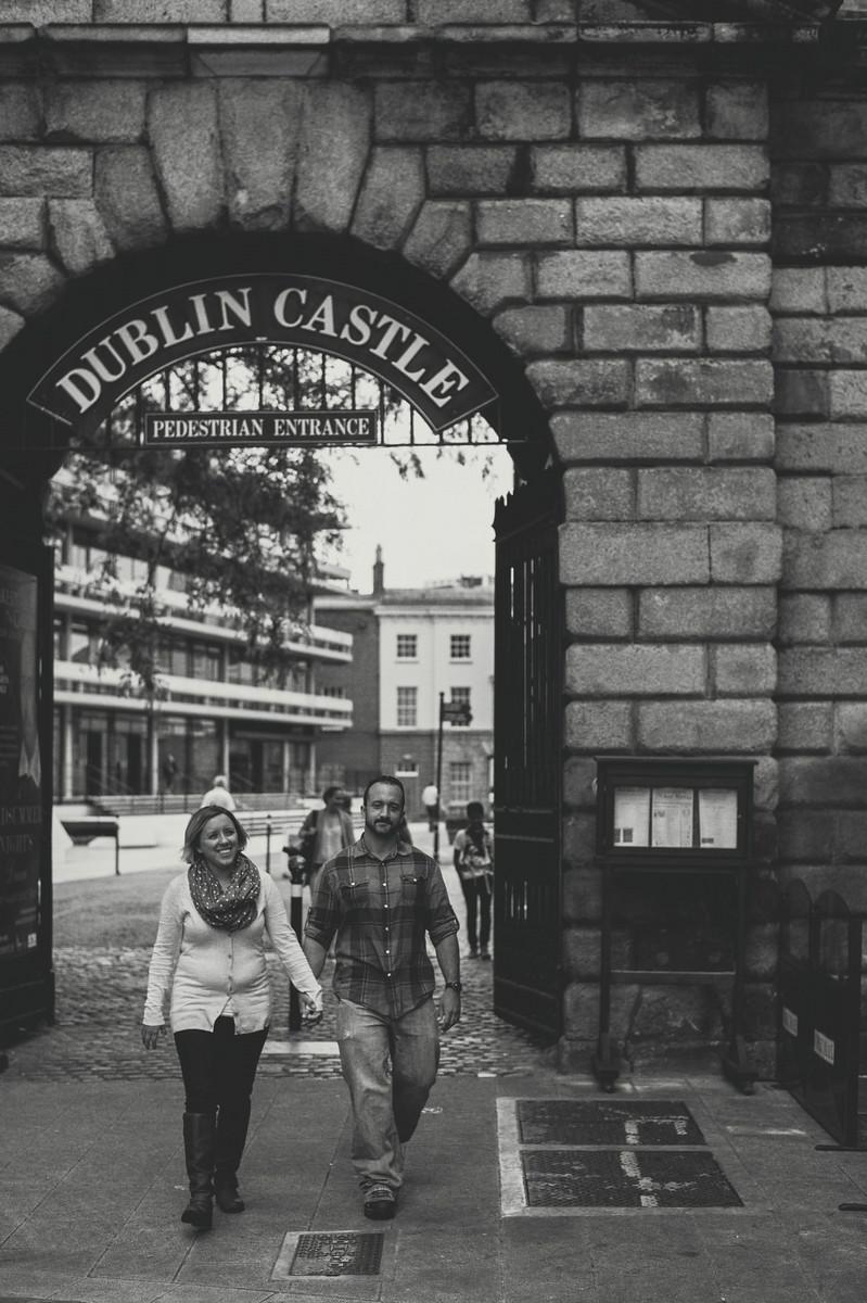 Dublin Honeymoon Photographer