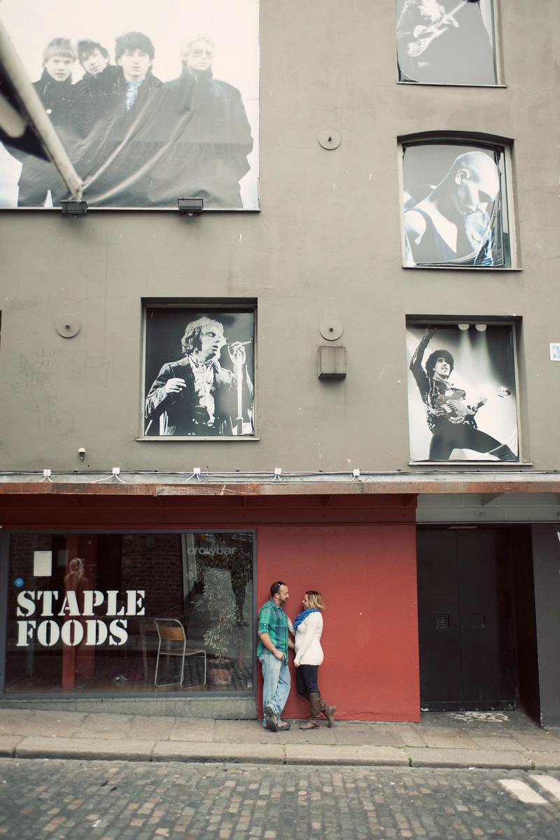 Honeymoon Photographer in Dublin, Ireland