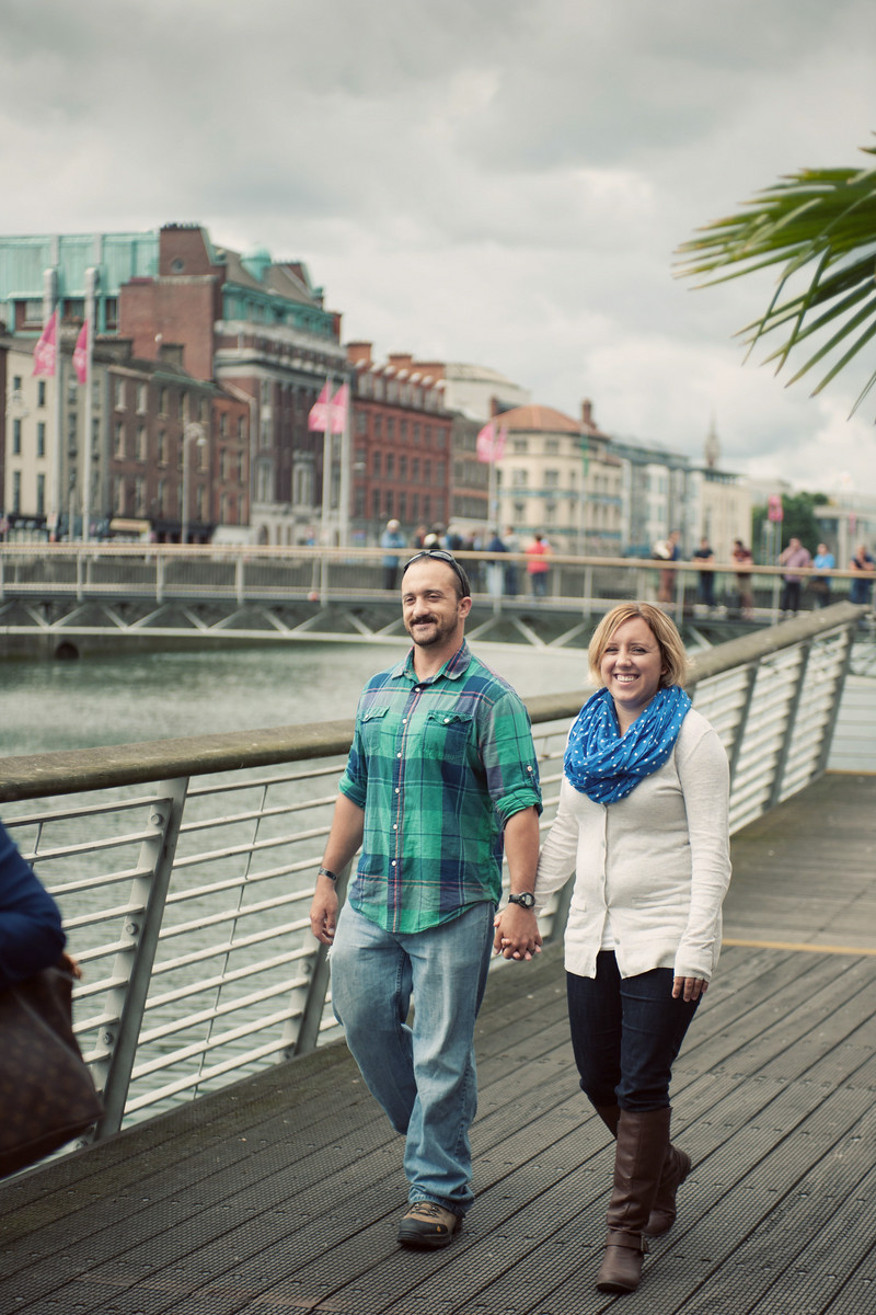 Hire Honeymoon Photographer in Dublin, Ireland