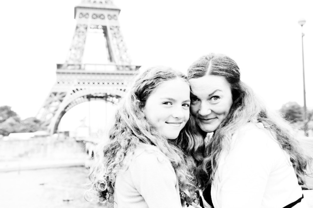 Family Vacation in Paris. Paris Vacation Photographer