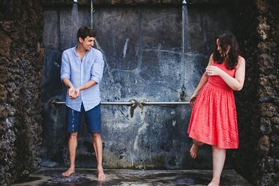 romantic honeymoon photos in Hawaii