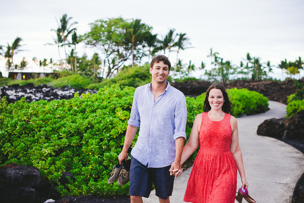 Hire a Honeymoon Photographer in Hawaii