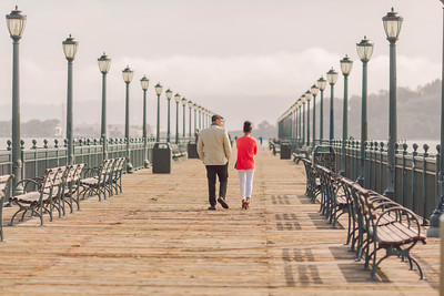 Surprise Proposal in San Francisco /// Proposal Photographer