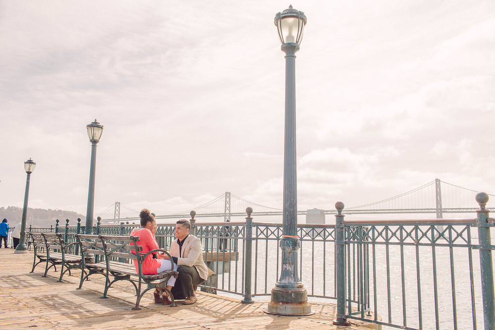 San Francisco Vacation Photographer /// Surprise Proposal