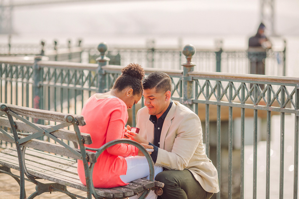 PRoposal Photographer in San Francisco