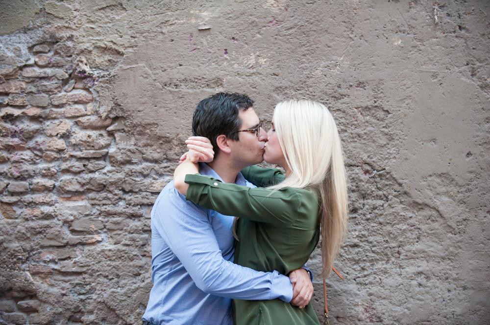 Honeymoon Photos | Vacation Photographer in Rome