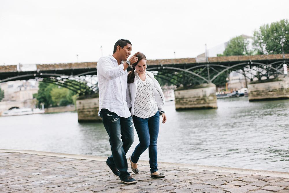 Paris Engagement Photos | Engagement Photographer