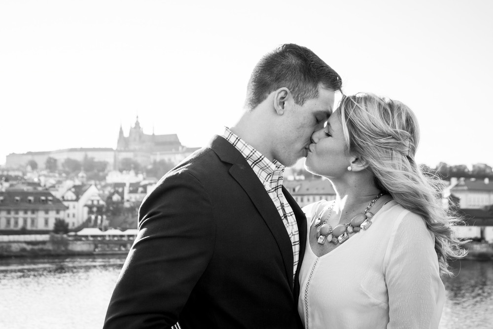 Proposal Photographer in Prague | Vacation Photographer