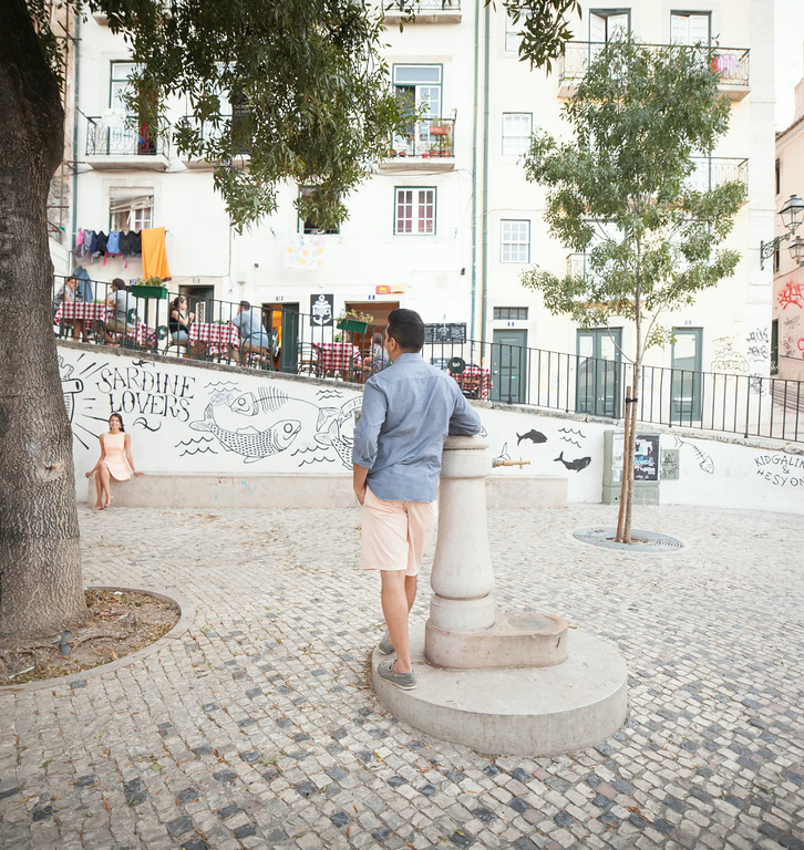 Lisbon Proposal Photographer | Vacation Photographer in Lisbon, Portugal