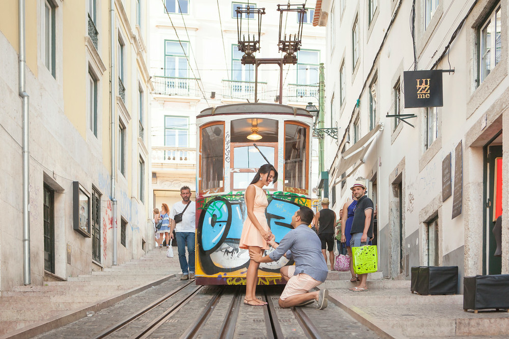 Lisbon Proposal Photographer