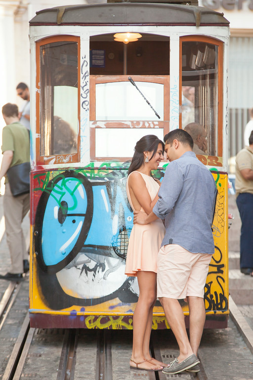 Surprise Proposal in Lisbon | Lisbon Engagement Photographer