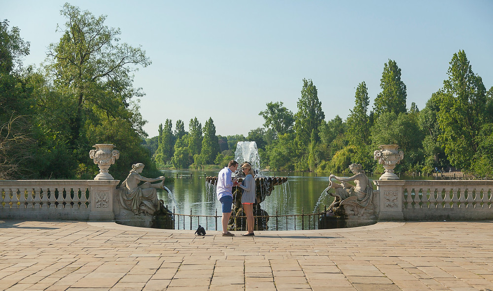 Proposal Ideas in London, England | Proposal Photographer