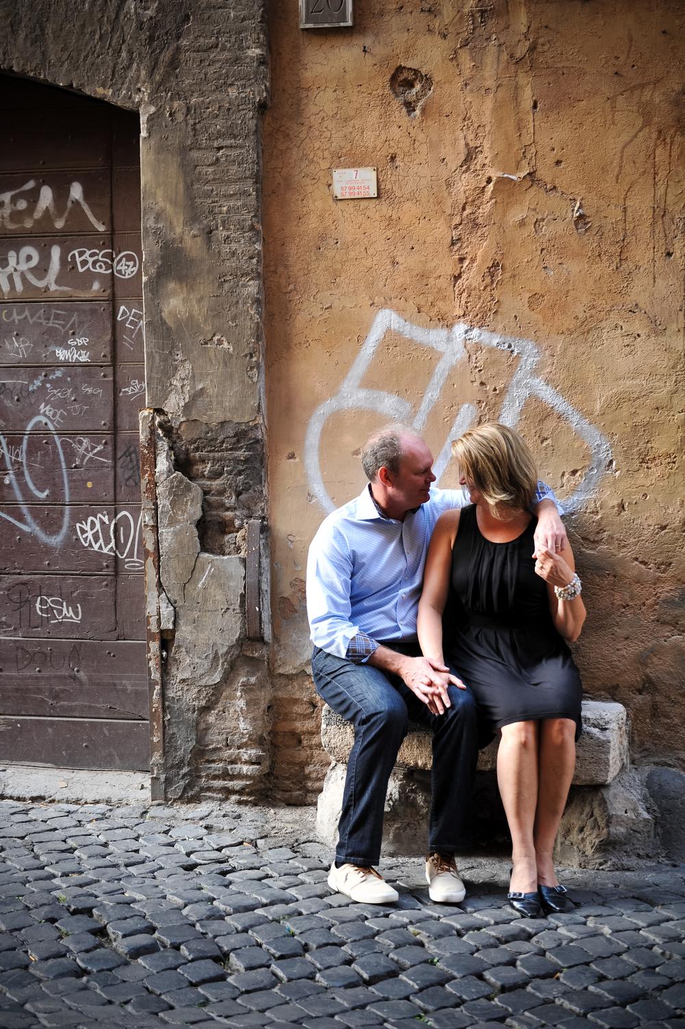 Rome Vacation Photographer - Siobhan - Flytographer
