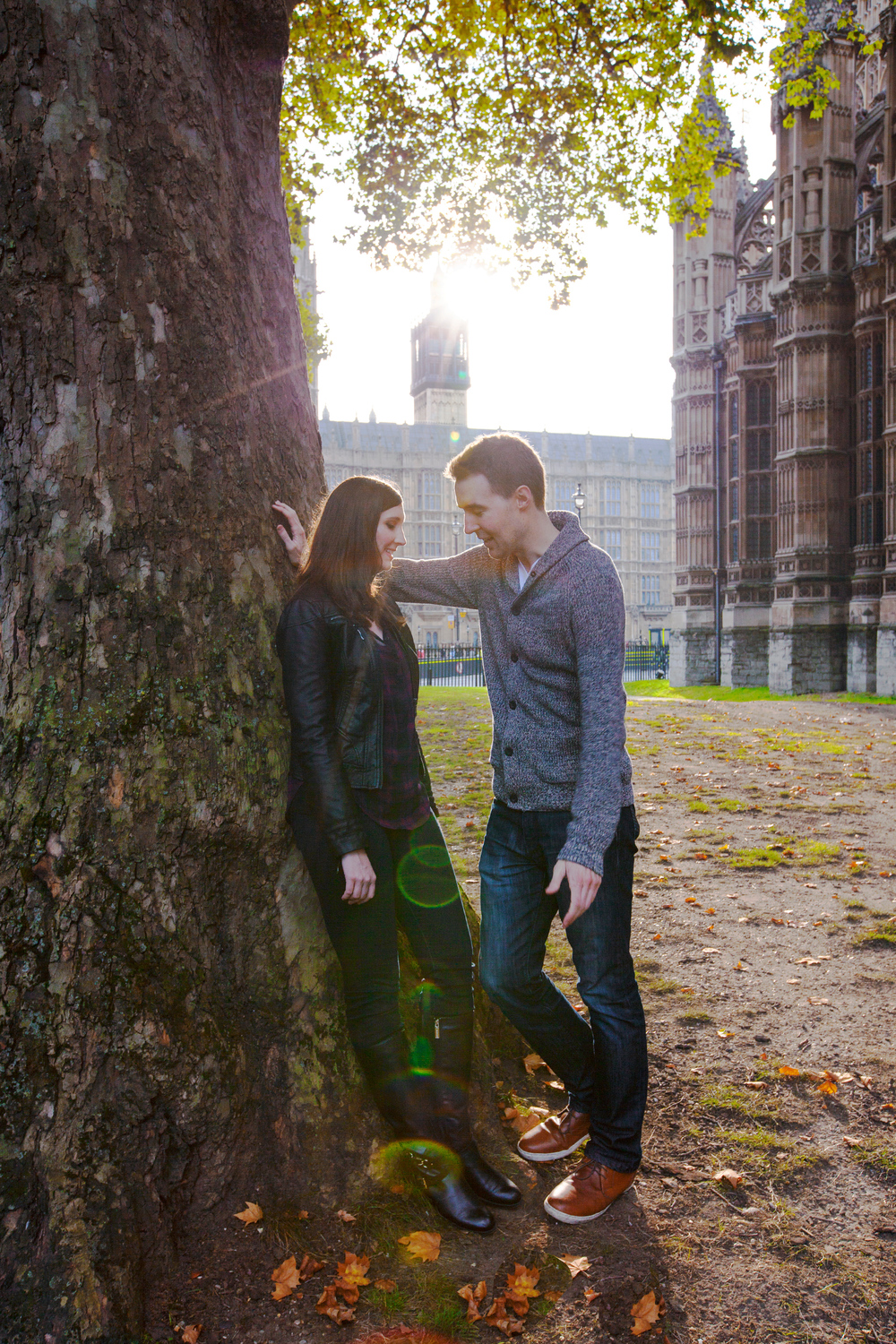London Engagement | London Vacation Photographer 2