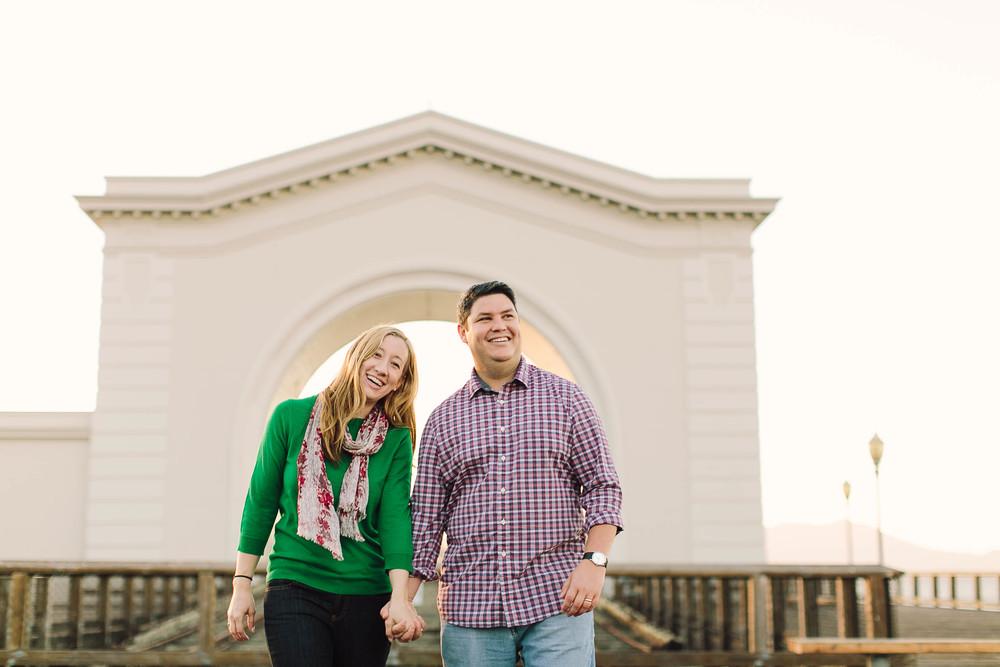 San Francisco Honeymoon Photographer | Flytographer 10