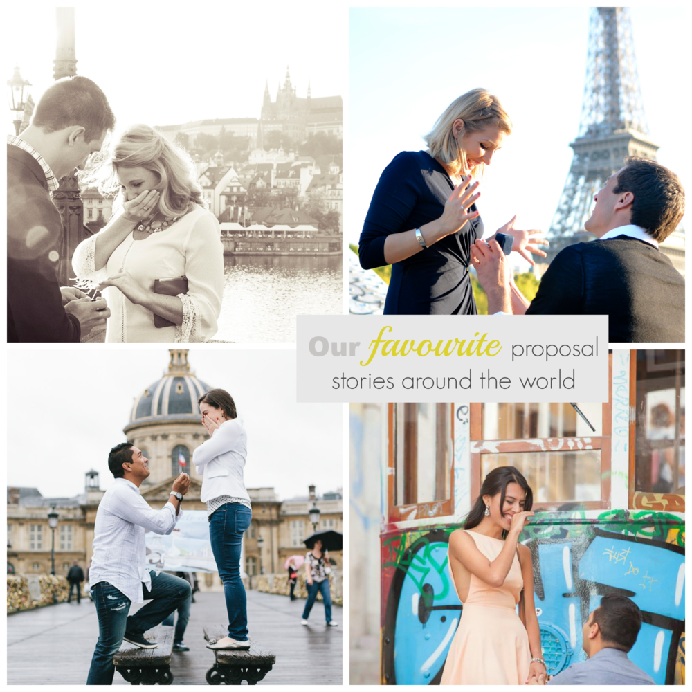proposal stories from around the world