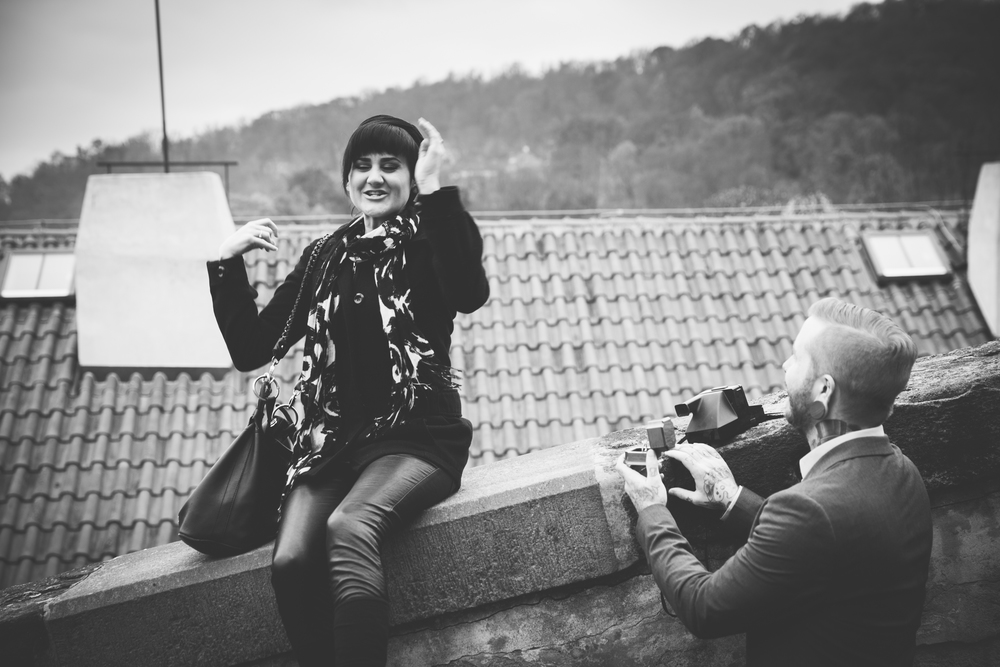 FLYTOGRAPHER Prague Proposal | Prague Vacation Photographer - 3