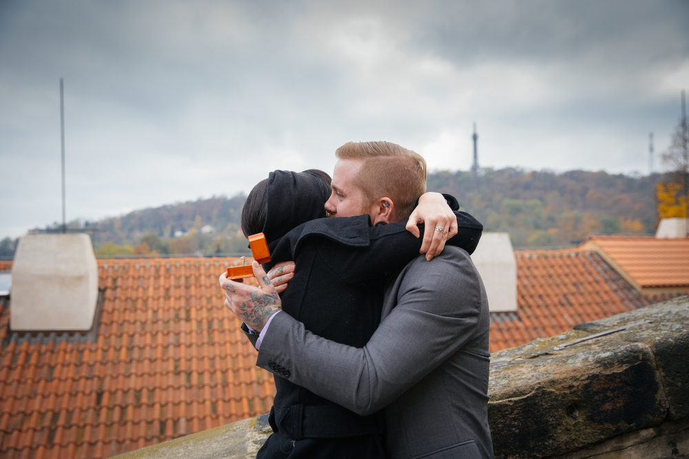 FLYTOGRAPHER Prague Proposal | Prague Vacation Photographer - 7