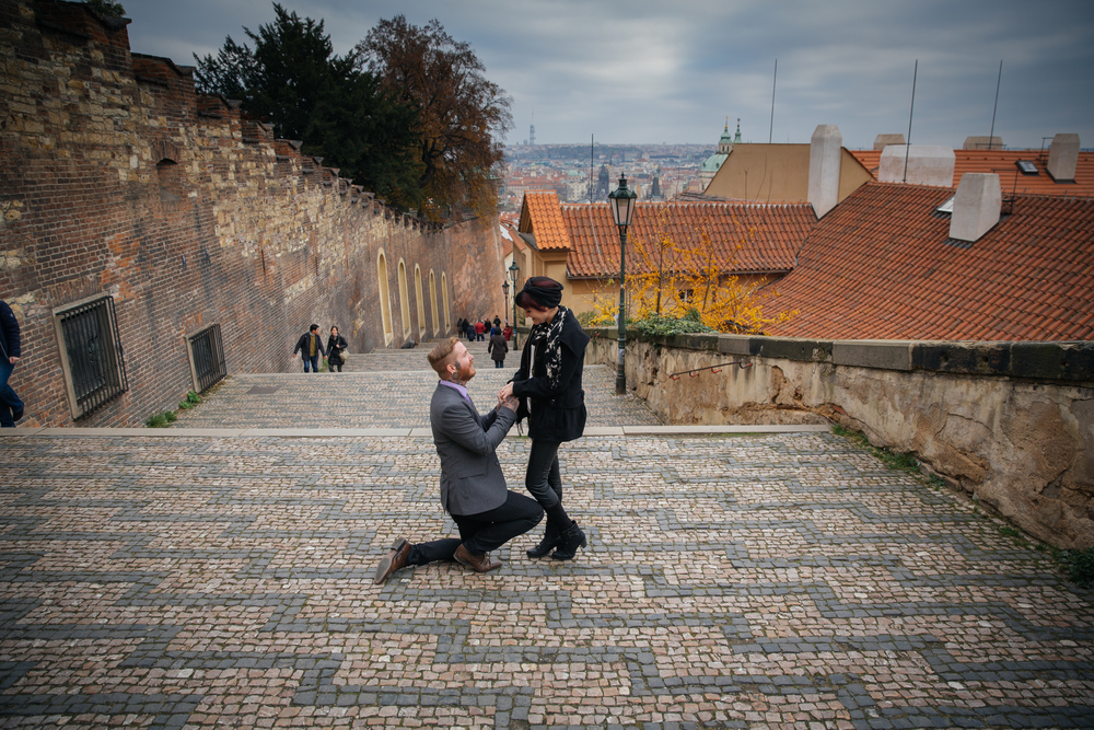 FLYTOGRAPHER Prague Proposal | Prague Vacation Photographer - 15