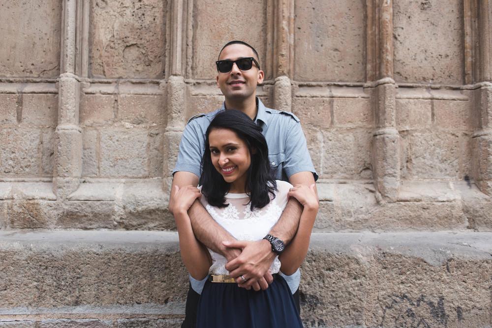 FLYTOGRAPHER | Barcelona Honeymoon Photographer