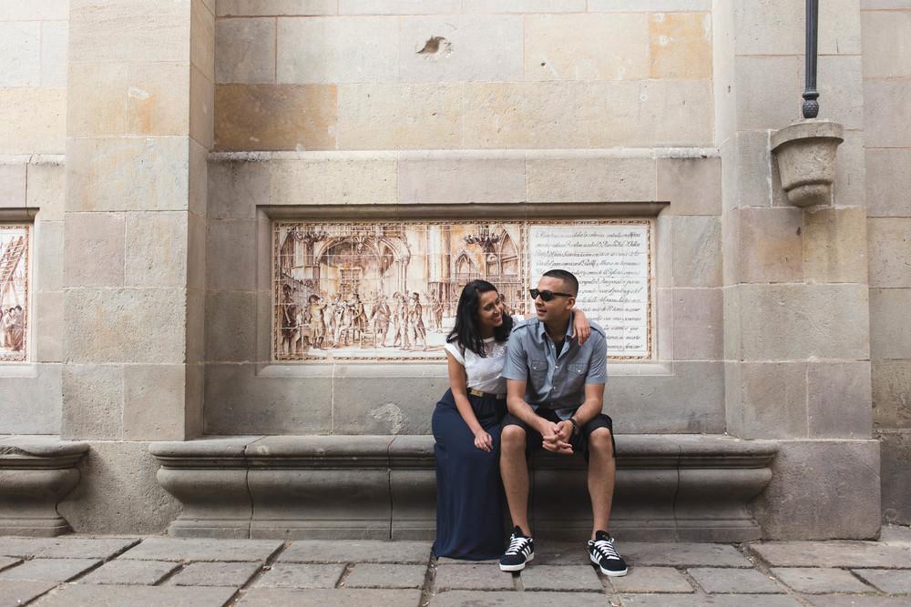 FLYTOGRAPHER | Barcelona Honeymoon Photographer - 6