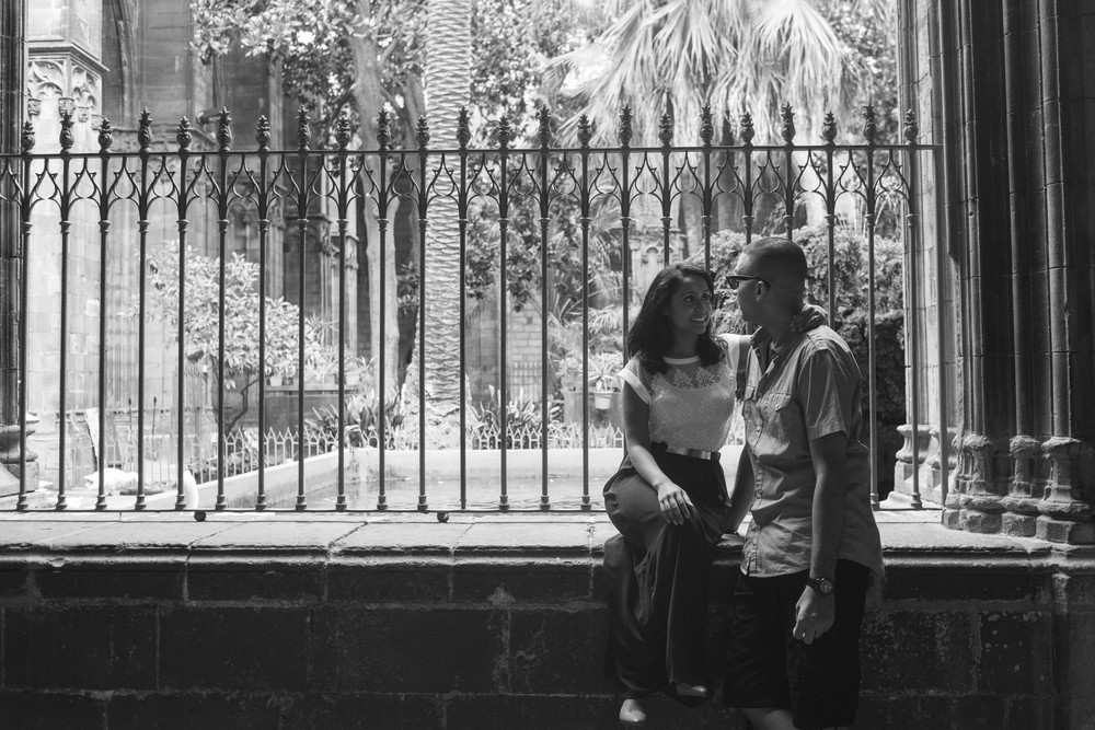 FLYTOGRAPHER | Barcelona Honeymoon Photographer - 9