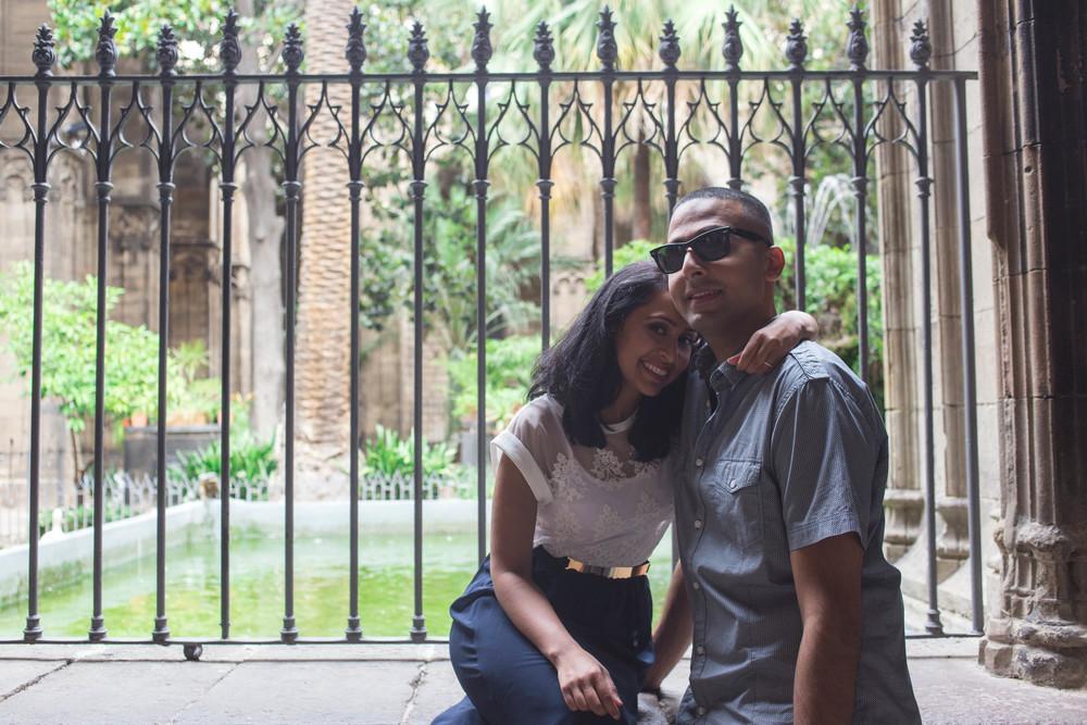 FLYTOGRAPHER | Barcelona Honeymoon Photographer - 10