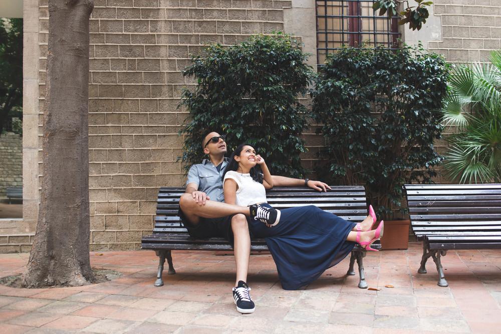 FLYTOGRAPHER | Barcelona Honeymoon Photographer - 11