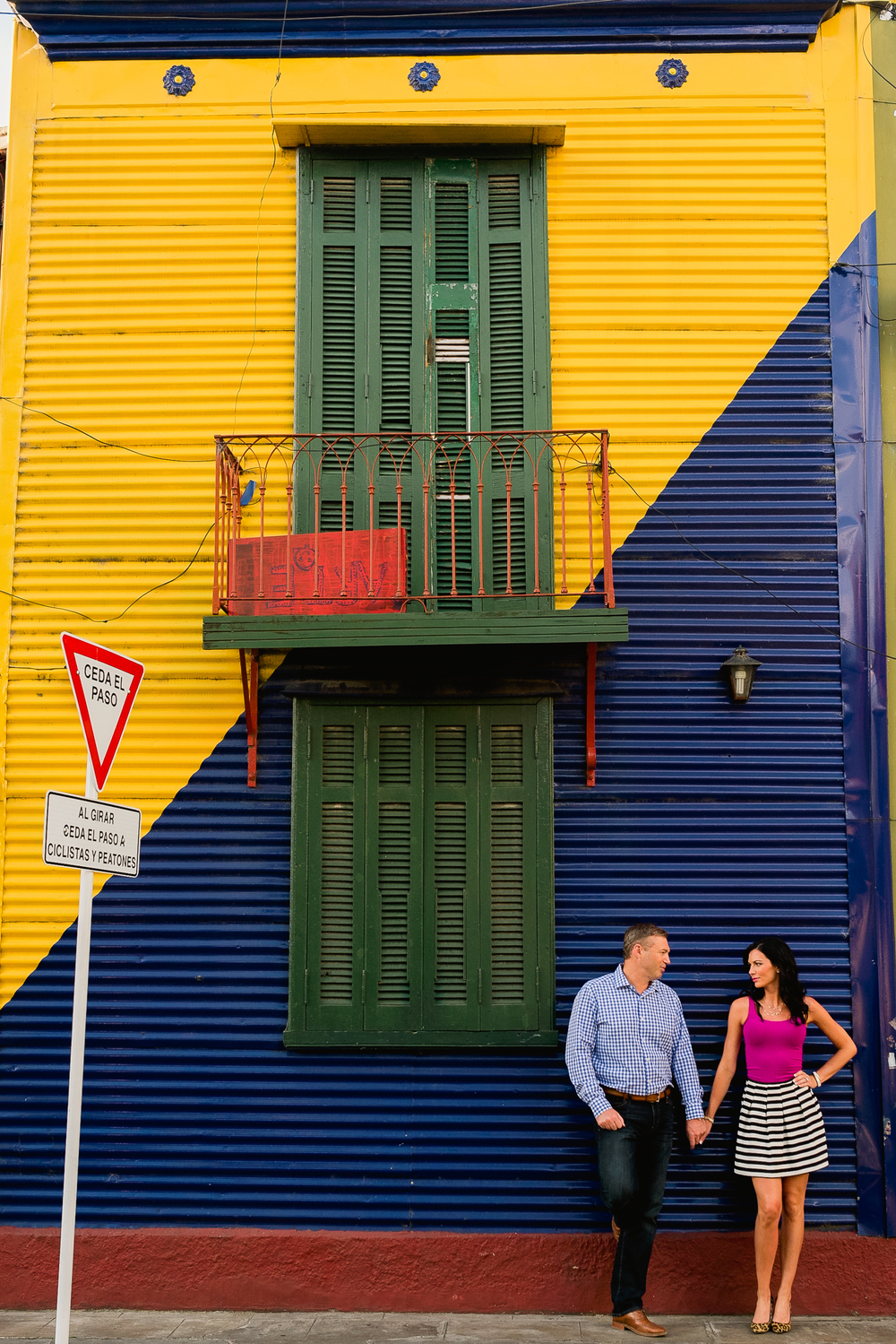 FLYTOGRAPHER | Buenos Aires Engagement Photographer - 6