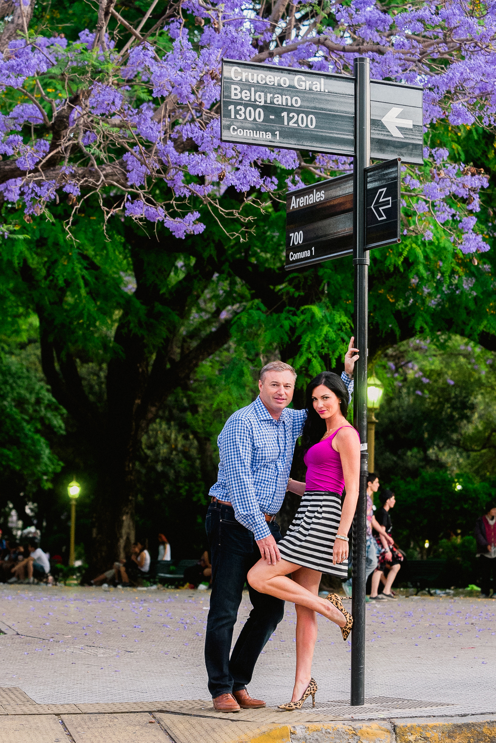 FLYTOGRAPHER | Buenos Aires Engagement Photographer - 8
