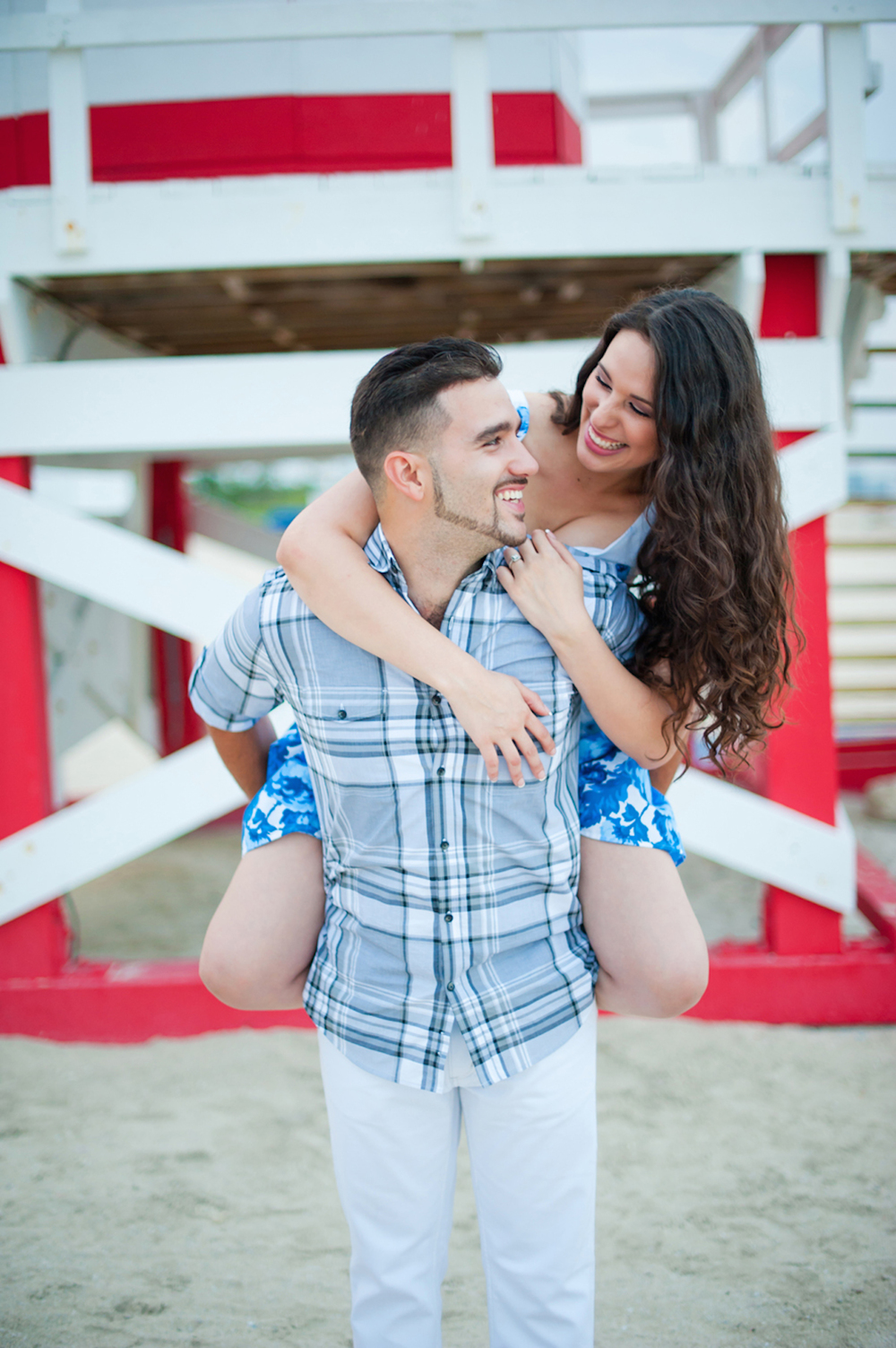 FLYTOGRAPHER | Vacation Photographers in Miami - Kristy & Vic