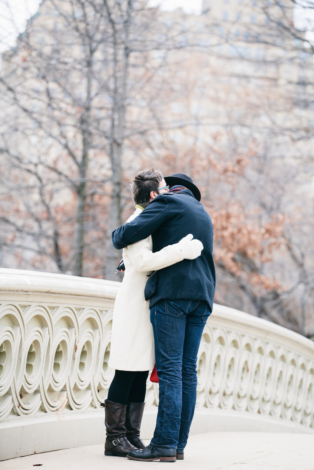 FLYTOGRAPHER | New York City Proposal Photographer