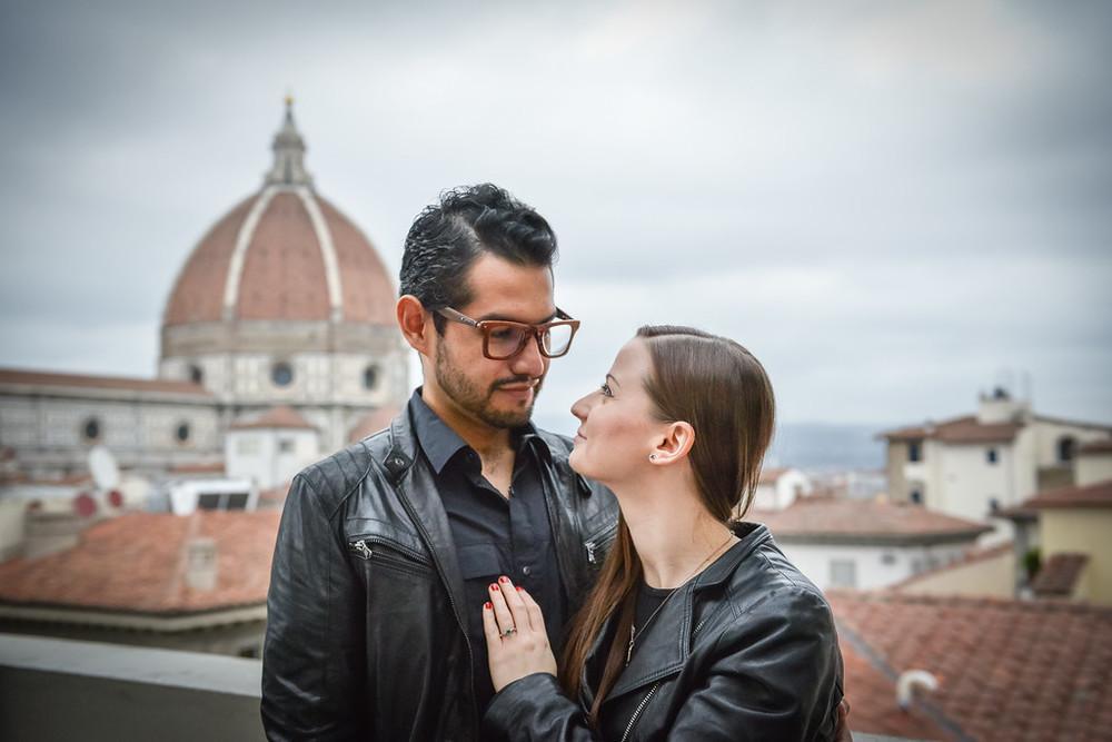 FLYTOGRAPHER | Florence Engagement Photographer