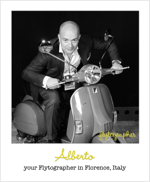 YOUR VACATION PHOTOGRAPHER IN FLORENCE: MEET ALBERTO