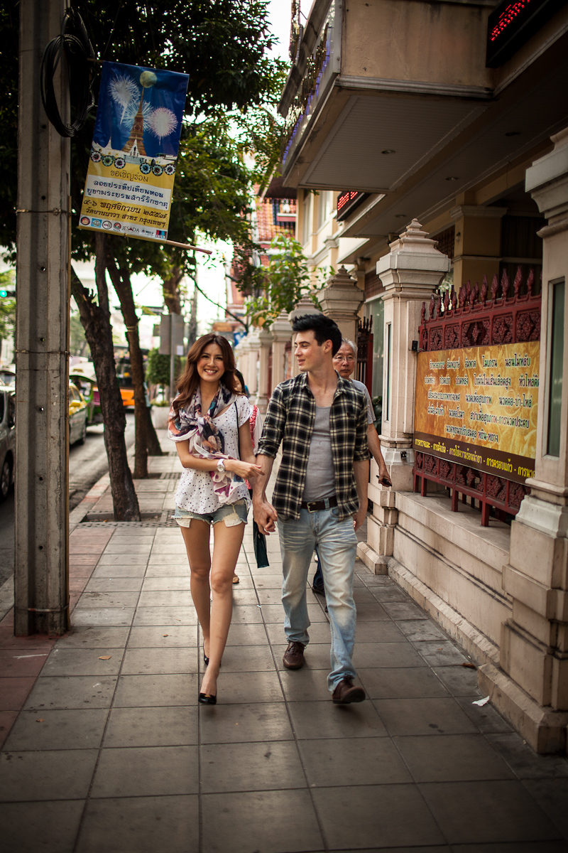 FLYTOGRAPHER | Bangkok Vacation Photographer - Tom