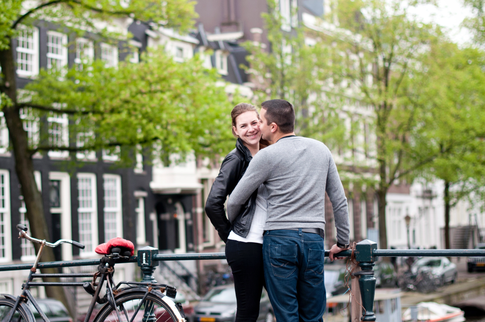 FLYTOGRAPHER: Amsterdam Vacation Photographer - Louise