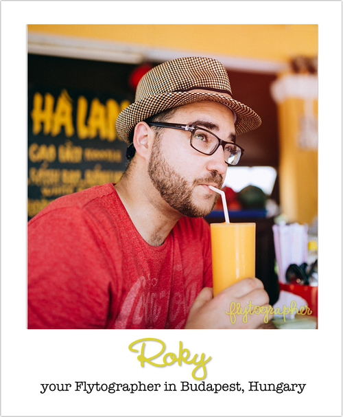 YOUR VACATION PHOTOGRAPHER IN BUDAPEST: MEET ROKY