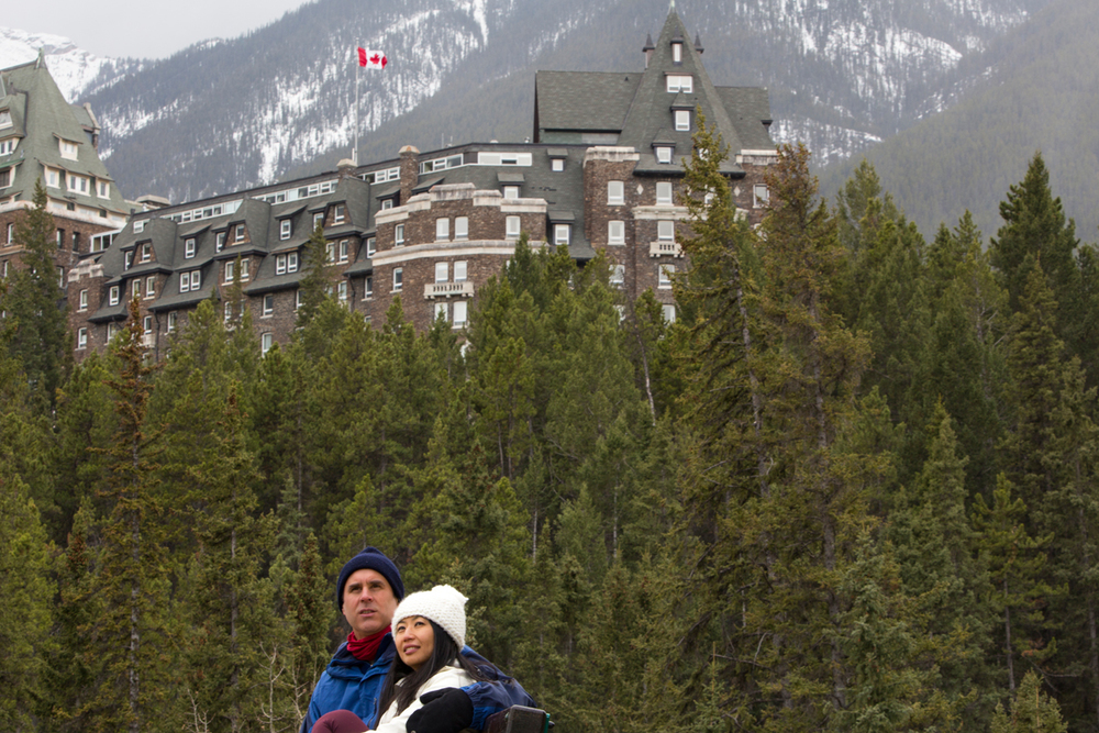 YOUR VACATION PHOTOGRAPHER IN BANFF: MEET TRAC