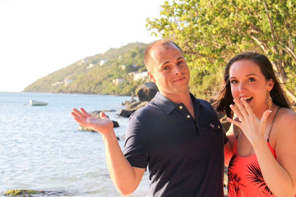 flytographer-beach-proposal-surprise-love-St Thomas