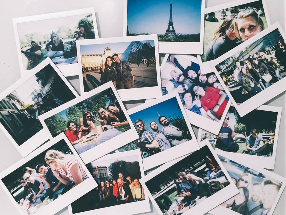 Polaroids by Flytographer Mankica