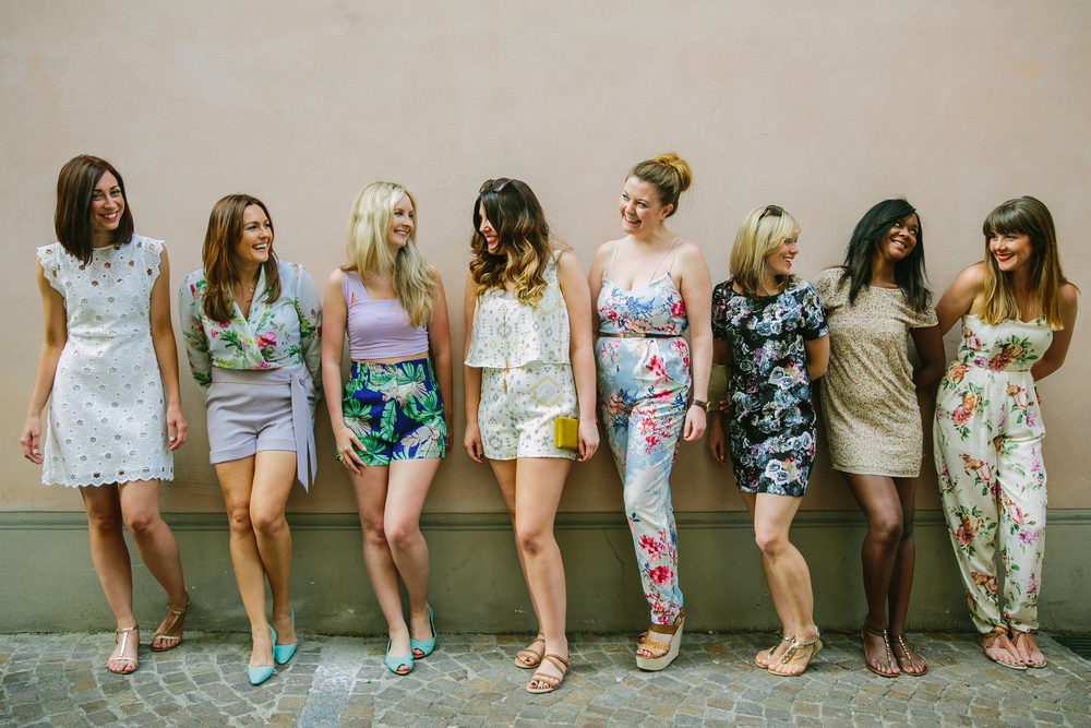 flytographer-girls weekend-bachelorette-lake como-italy