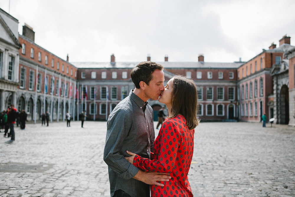 Honeymoon in Dublin