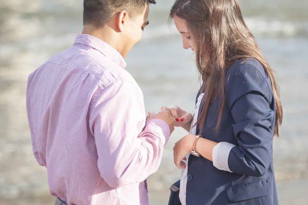 Romantic Surprise Proposal in Lisbon