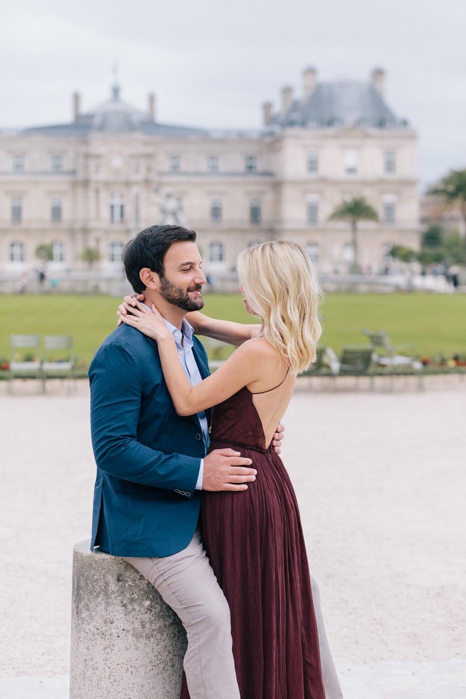 Jardin du Luxembourg Proposal