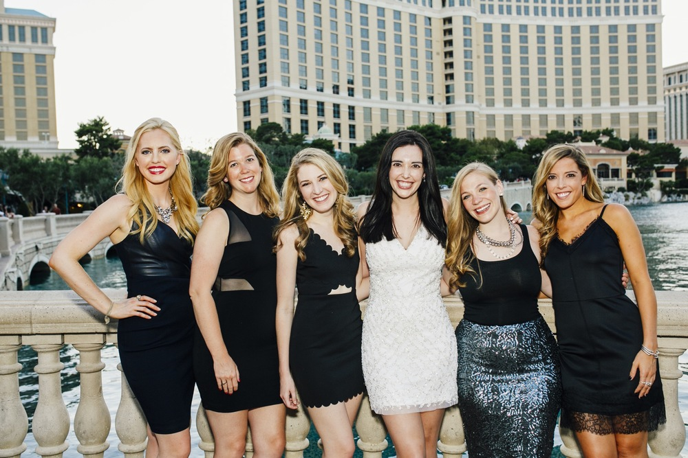 Bachelorette Party in Las Vegas