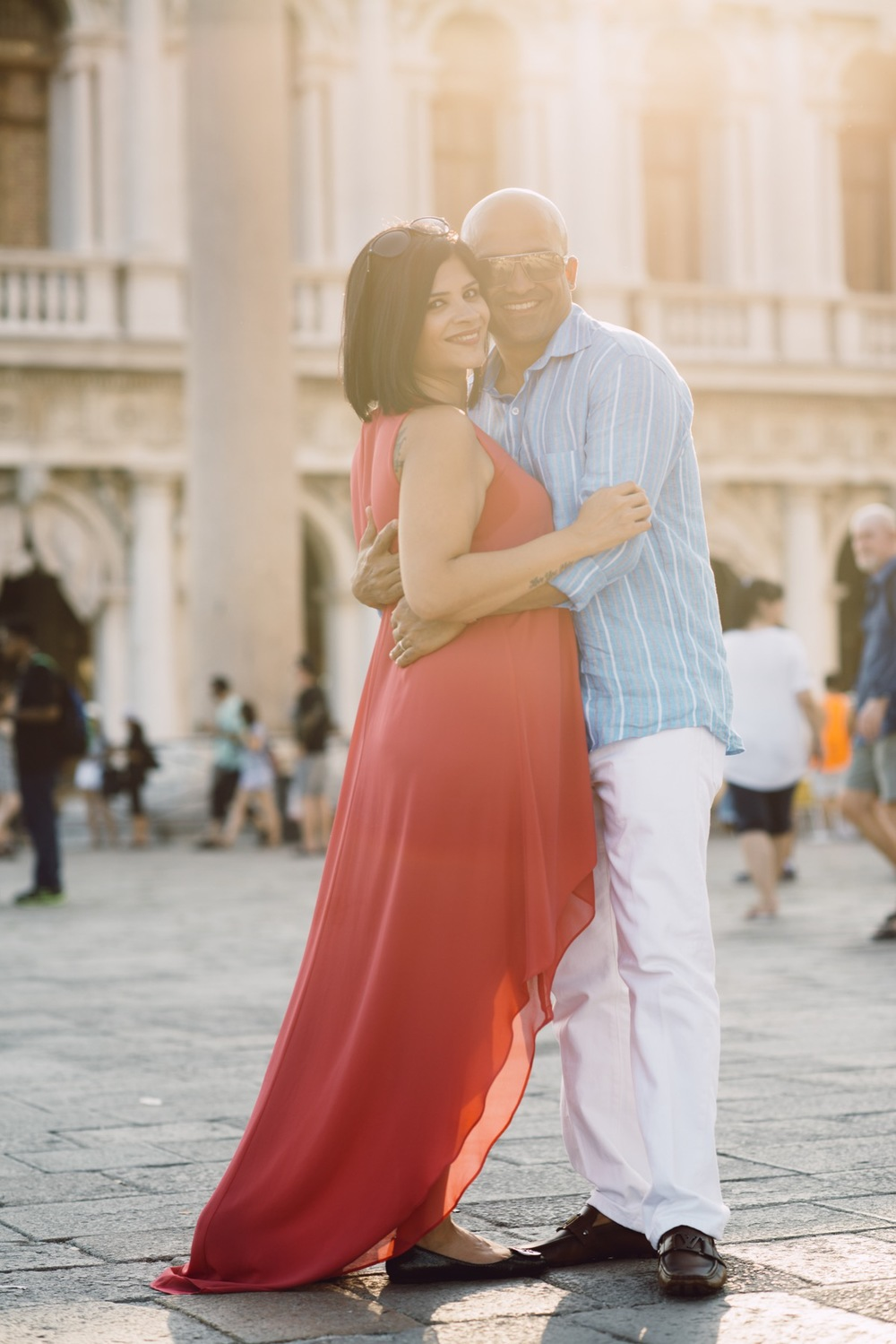Family Vacation in Venice via Flytographer