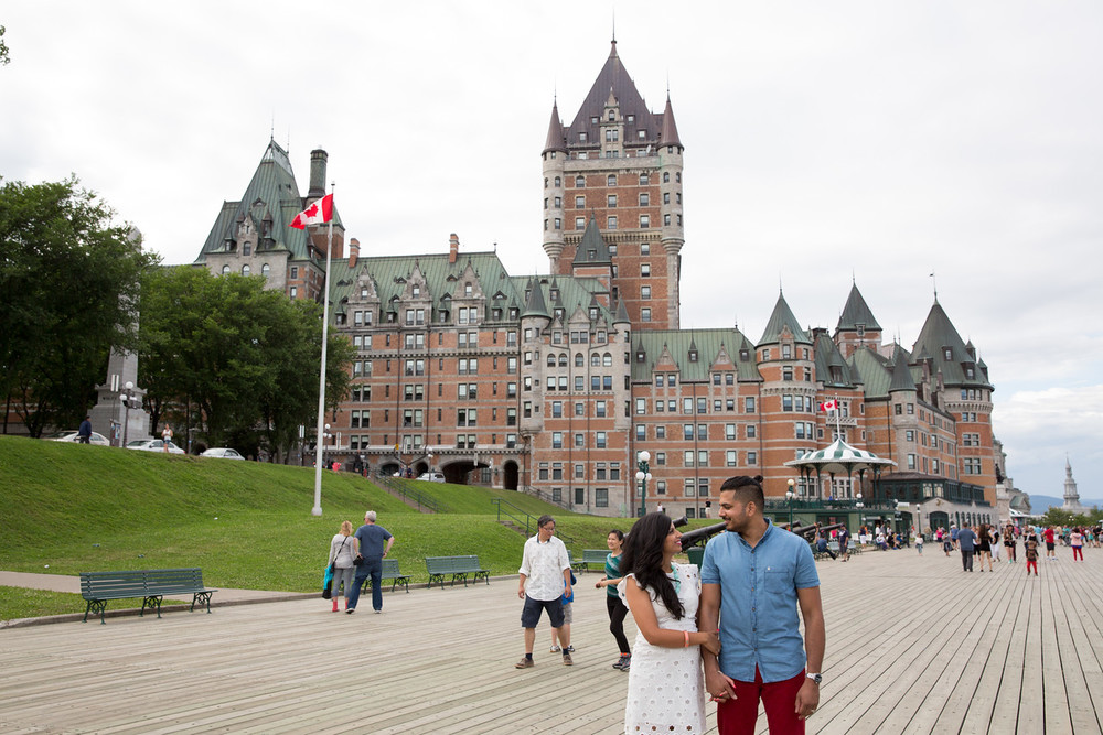 Flytographer Vacation Photographer in Quebec - Anthony