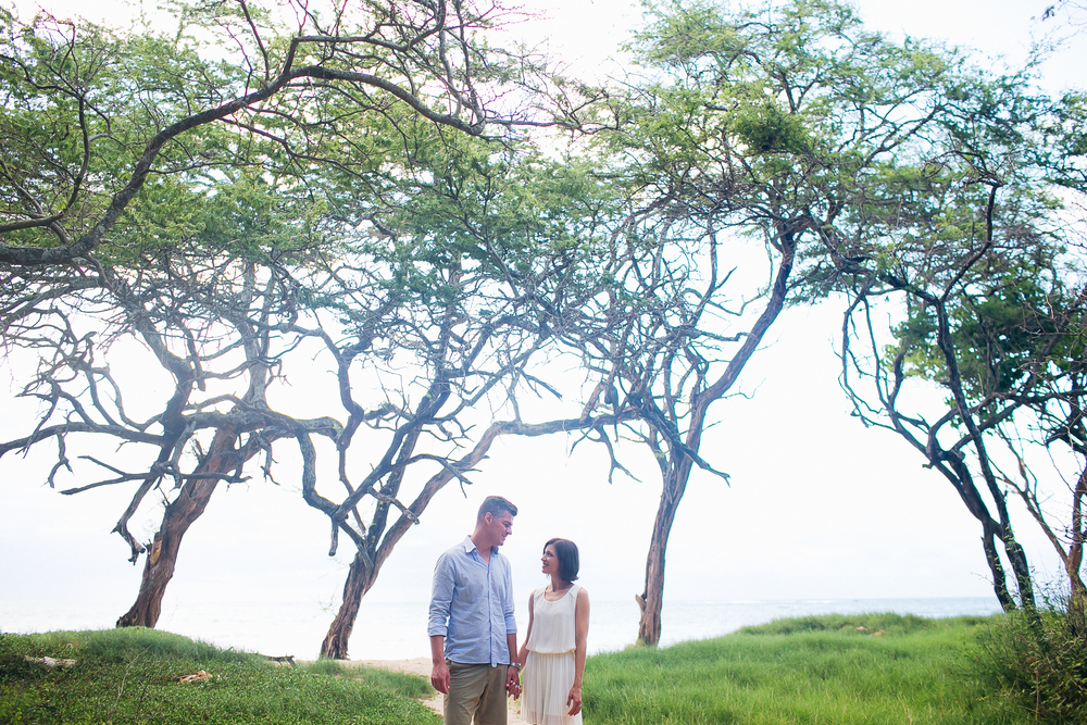 Anniversary and Birthday shoot in Maui